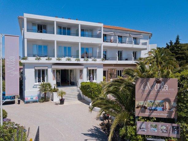 Hotel La Villa Cap d'Antibes
