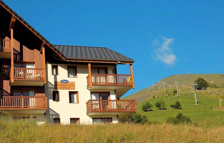 Residence Odalys Les Alpages du Corbier