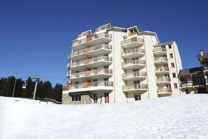 Residence Nemea Les Balcons d'Ax