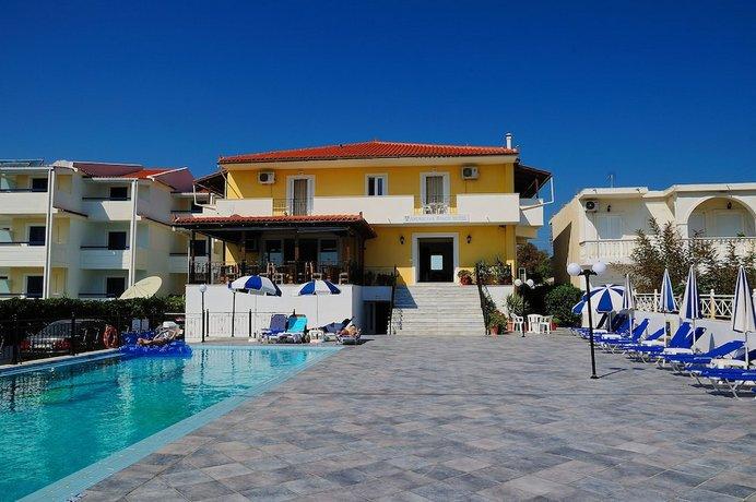 balcony hotel zakynthos Andreolas Beach Hotel Zakynthos Compare Deals