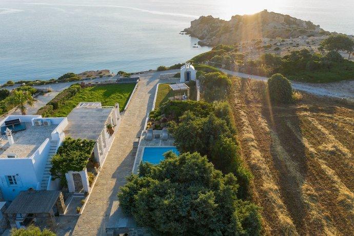Amalgam Homes Paros Beachfront Villa