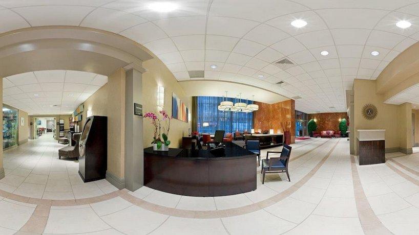 מלון המפטון אין מנהטן -  טיימס סקוור צפון צילום של הוטלס קומביינד - למטייל (3)