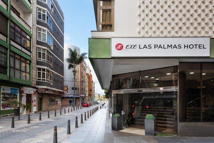 Exe Las Palmas Las Palmas De Gran Canaria Compare Deals