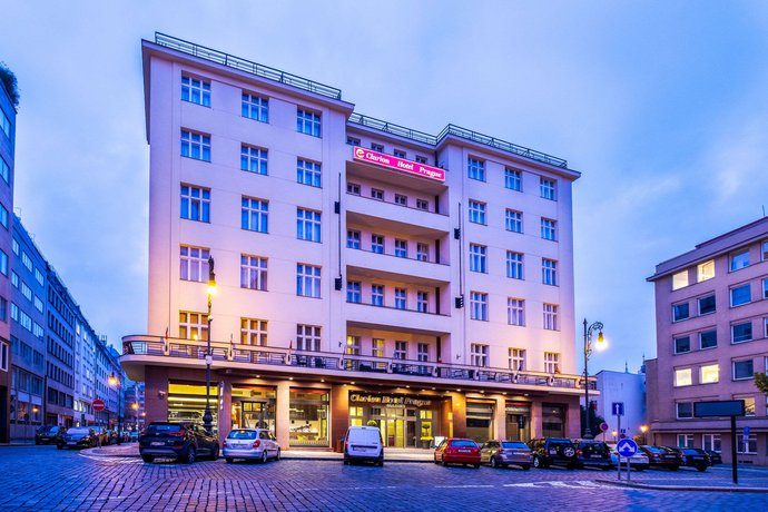 מלון קלאריאון פראג העיר העתיקה צילום של הוטלס קומביינד - למטייל (1)