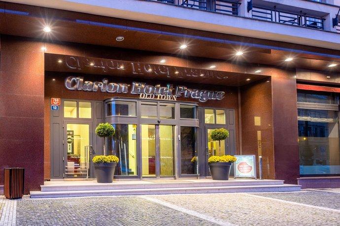 מלון קלאריאון פראג העיר העתיקה צילום של הוטלס קומביינד - למטייל (3)