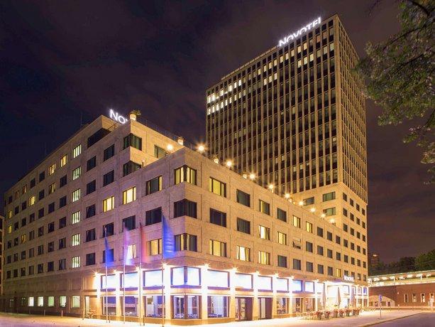 נובוטל הוטל ברלין  טירגרטן צילום של הוטלס קומביינד - למטייל (1)