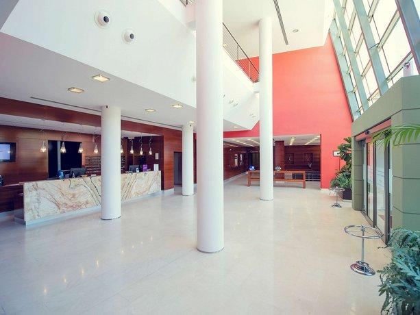 מלון מרקיור ג'נובה סאן ביאגו צילום של הוטלס קומביינד - למטייל (2)
