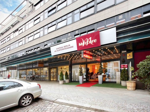 מלון מרקיור שאטו ברלין צילום של הוטלס קומביינד - למטייל (2)
