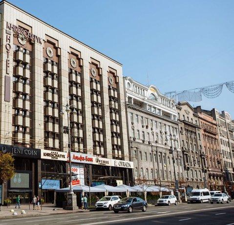 Khreschatyk City Center Hotel צילום של הוטלס קומביינד - למטייל (1)