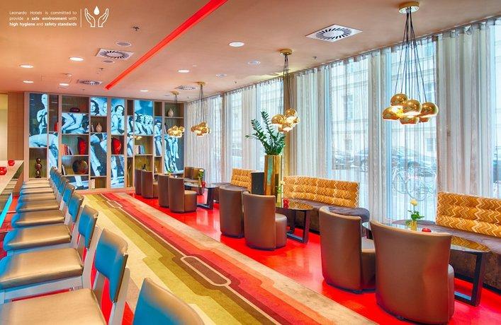 מלון לאונרדו - רובע מיטה, ברלין צילום של הוטלס קומביינד - למטייל (2)