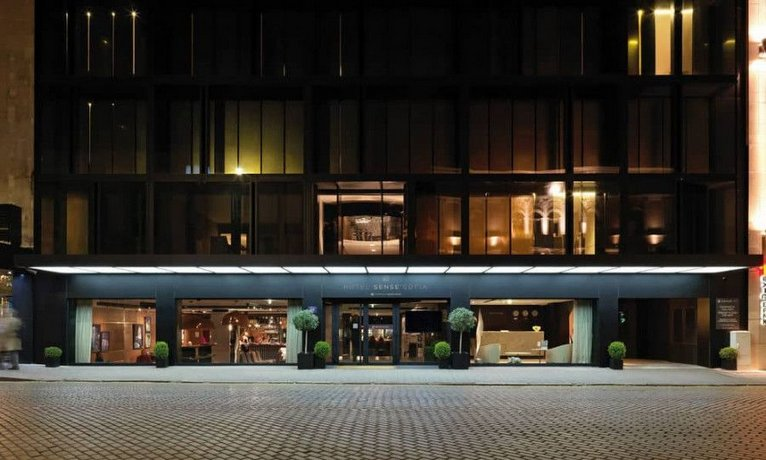 מלון סנס סופיה צילום של הוטלס קומביינד - למטייל (2)