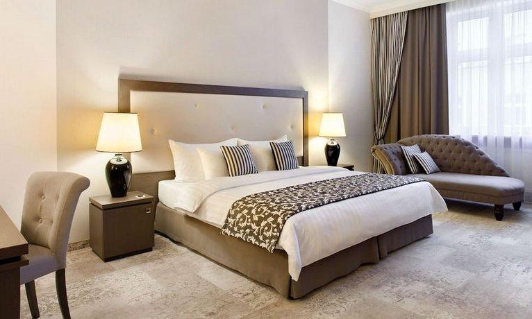 Metropolitan Boutique Hotel צילום של הוטלס קומביינד - למטייל (1)