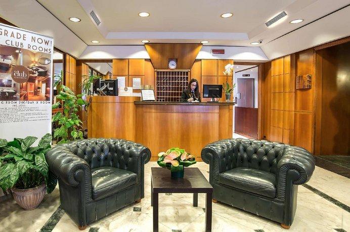 מלון אקדמיה צילום של הוטלס קומביינד - למטייל (2)