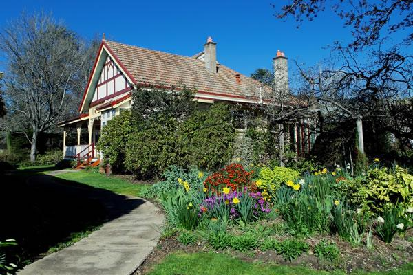 Wyoming Bed & Breakfast Kyneton