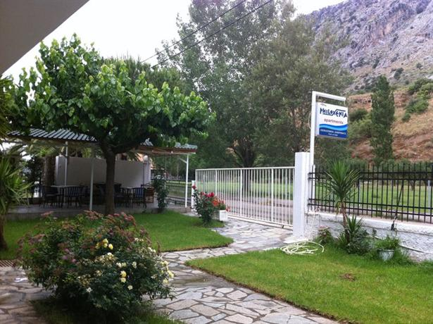 Philoxenia Hotel Apartments Messolonghi, Central Greece - Compare Deals