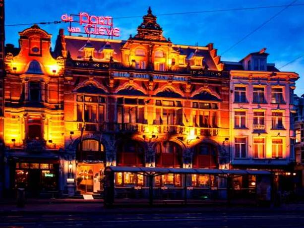 Die Port Van Cleve Hotel Amsterdam Compare Deals
