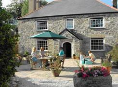 Great Pelean Farm Bed & Breakfast Par St Austell