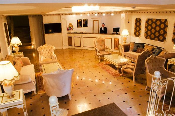 Dekor hotel istanbul compare deals for Dekor hotel istanbul