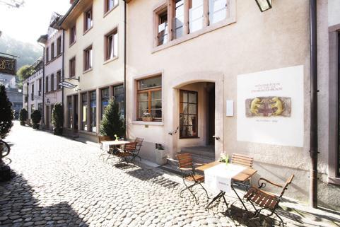 Hotel Schwarzwalder Hof Freiburg Germany