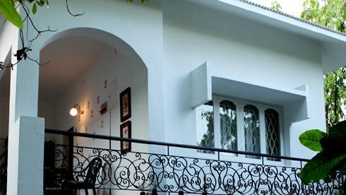 Ikhaya Artisanal Boutique House Chennai