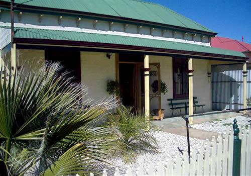 Emaroo Argent Cottage Broken Hill