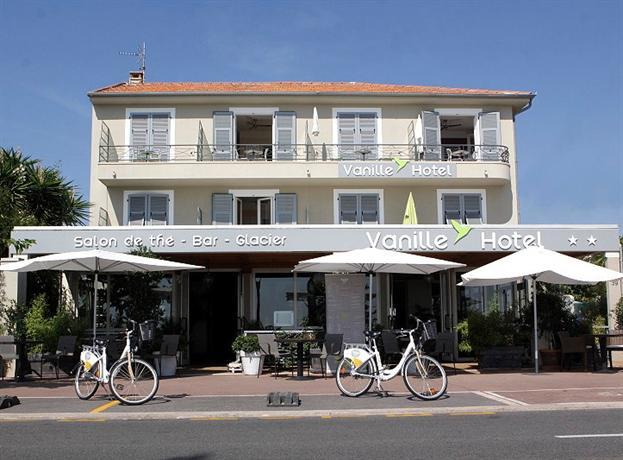 vanille hotel cagnes sur mer compare deals. Black Bedroom Furniture Sets. Home Design Ideas