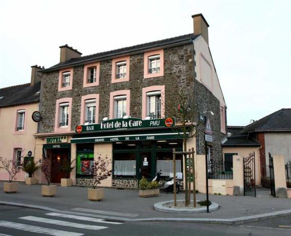 Hotel De La Gare Dol-de-Bretagne