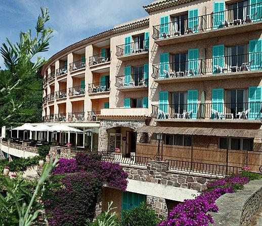 Hotel Residence Beach Cavalaire Sur Mer