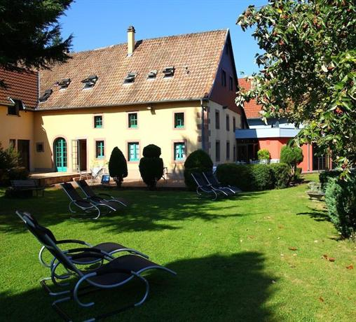 Les Alisiers Hotel Lapoutroie
