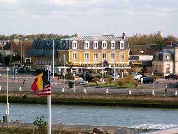 Restaurant Hotel De Paris Courseulles Sur Mer