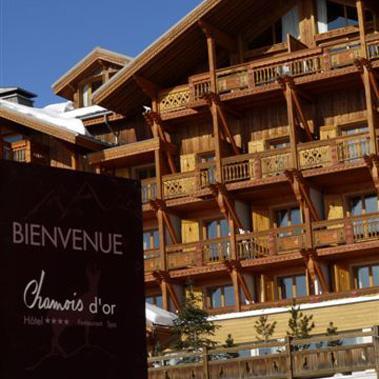 Hotel Au Chamois d'Or