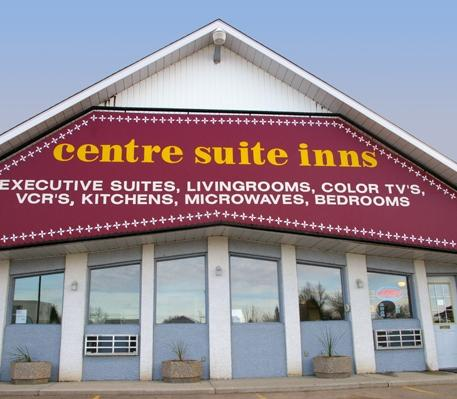 Centre Suite Inns