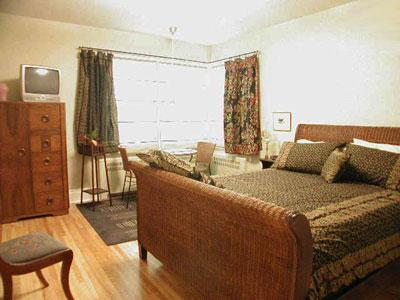 Gite Lupins et Lilas Bed and Breakfast Quebec City