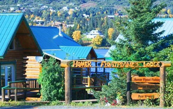 Homer Floatplane Lodge