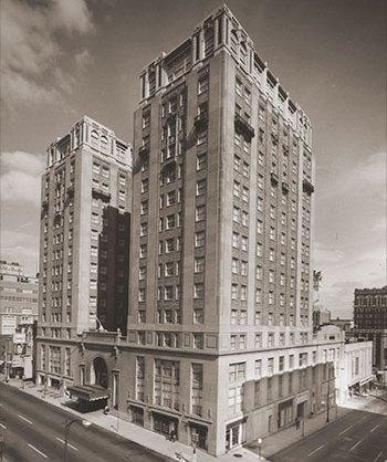 John Marshall Hotel Richmond