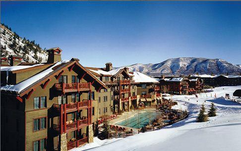Ritz Carlton Club Condominums Aspen