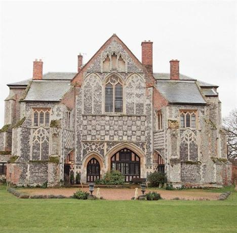 Butley Priory Bed & Breakfast Woodbridge England