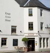 The Kings Arms Hotel and Restaurant