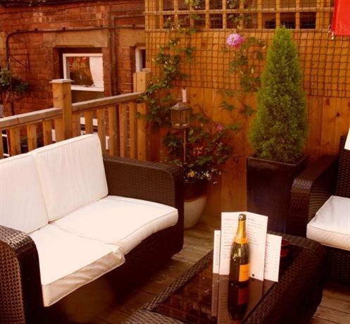 Rose & Crown Inn Knutsford