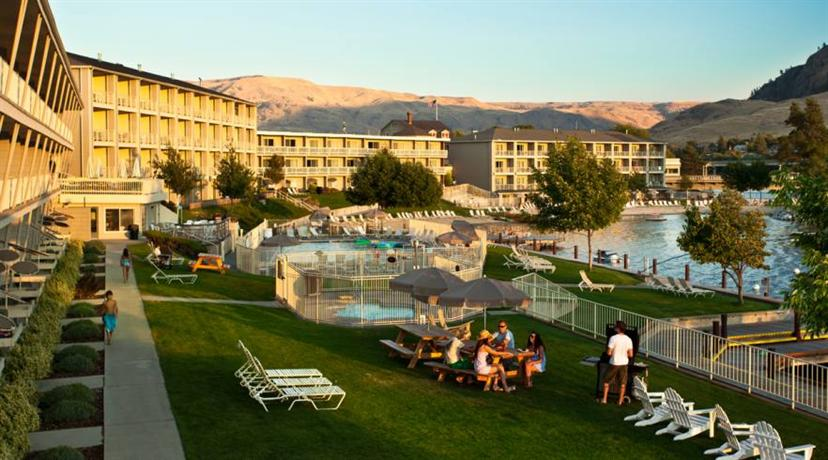 Campbell S Resort On Lake Chelan Compare Deals