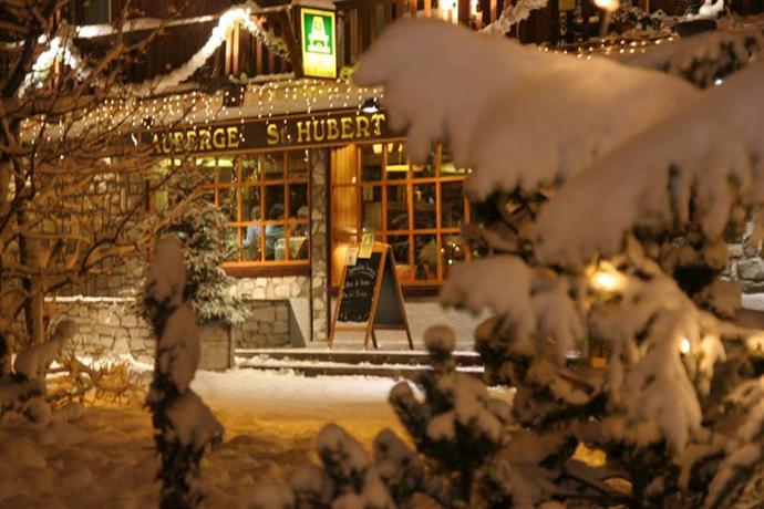 Hotel Saint Hubert Val D Isere