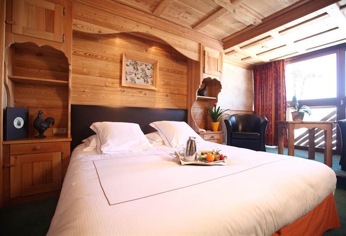 Hotel La Pomme De Pin Courchevel  France