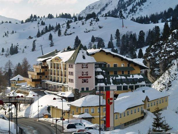 Hotel Romerhof Obertauern