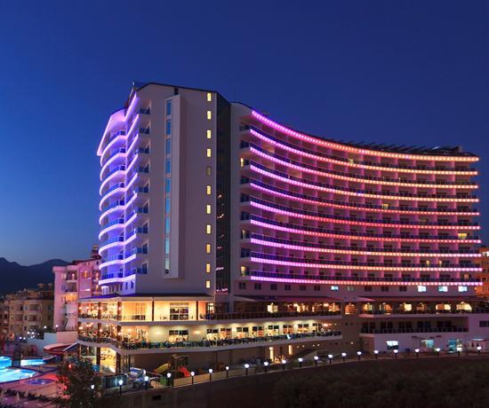 Diamond Hill Resort Hotel Alanya Compare Deals