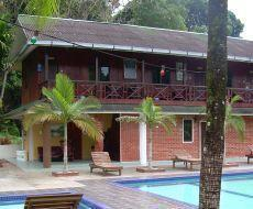 About Endau Beach Resort