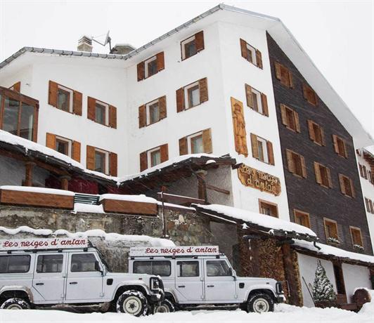Les Neiges D'antan Hotel Valtournenche