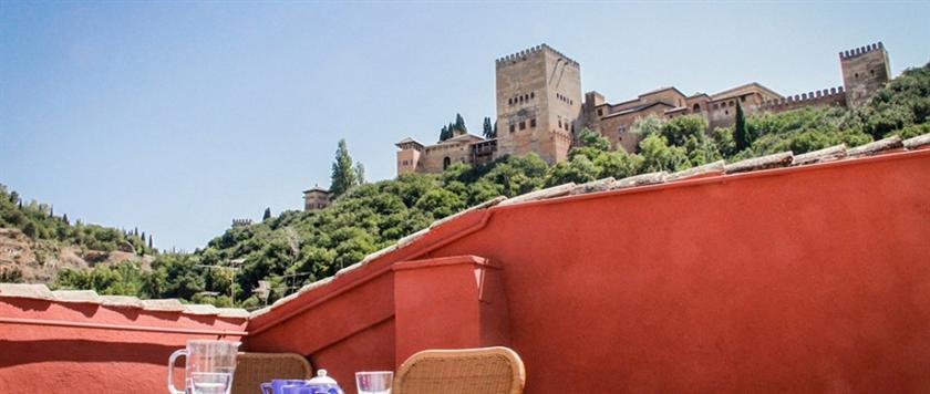 Apartamentos turisticos vista alhambra granada compare deals - Apartamentos turisticos alhambra ...