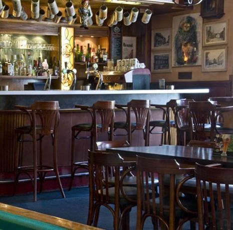 Hotel Cafe Restaurant Bemelmans