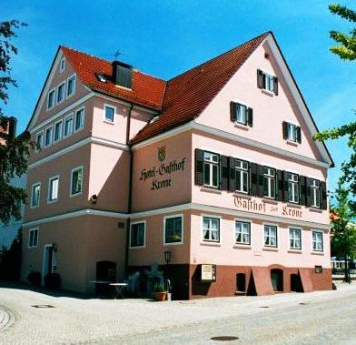 Hotel Krone Am Markt