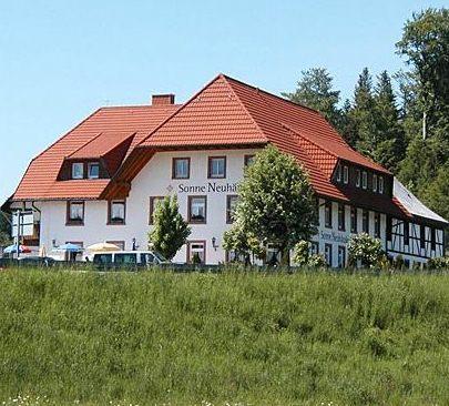Gasthaus Sonne Neuhausle Hotel St Margen